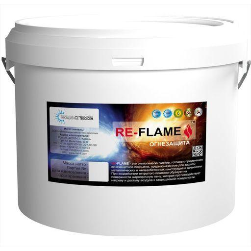 Инновационные ТехнологииОгнезащитное покрытие RE-FLAME